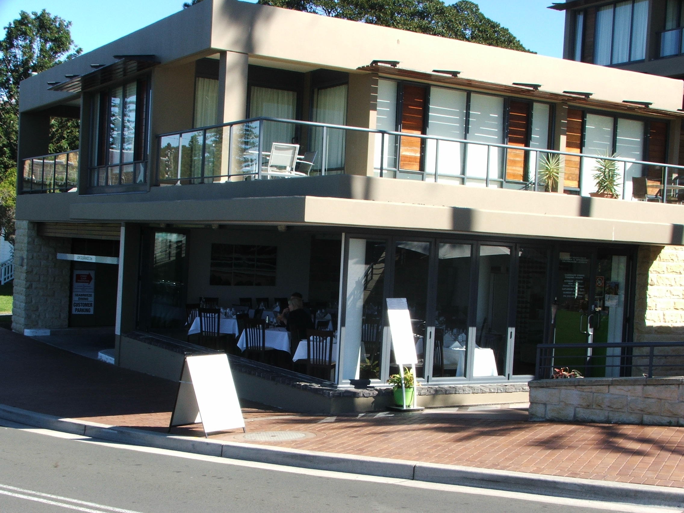 Seabreeze Dining Restaurant Review – Kiama