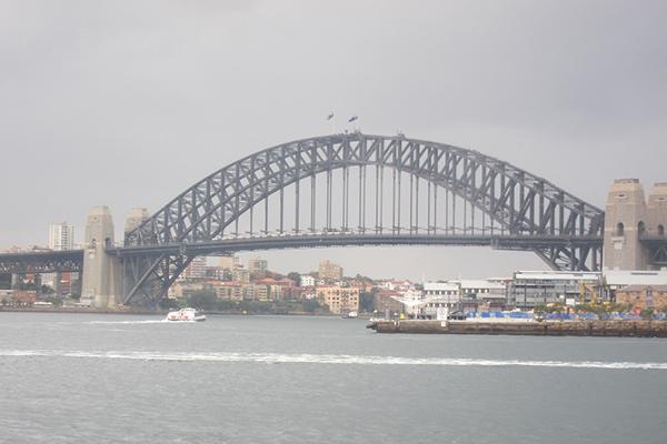 Sydney Harbour Bridge,Sydney, Travel