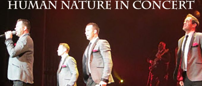 Human Nature in Concert at the Imperial Palace Las Vegas