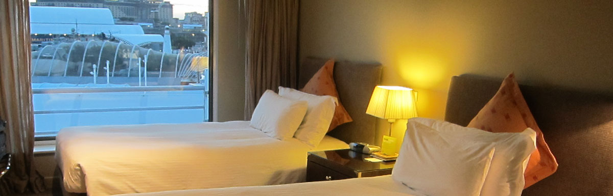 Four Points by Sheraton at Darling Harbour – Hotel Review