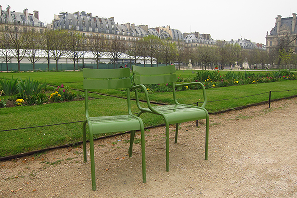 Tuileries Garden. Paris, Europe, travel