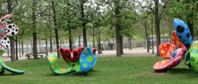A Stroll Through the Jardin desTuileries or the Tuileries Garden