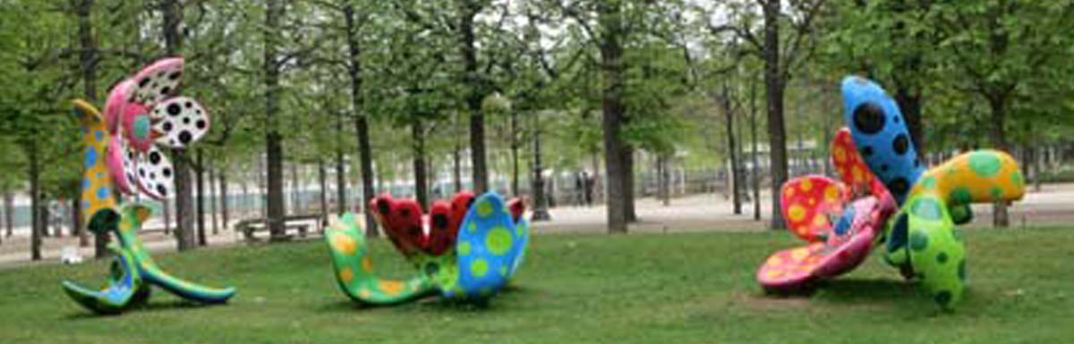 A Stroll Through the Jardin des Tuileries or the Tuileries Garden