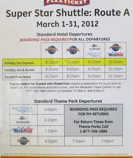 holiday-inn-shuttle-timetable