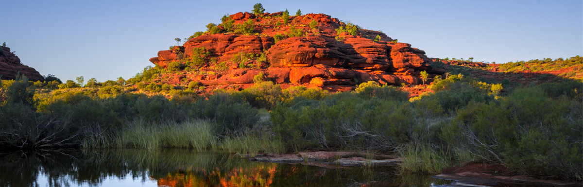 How to Relax in Alice Springs