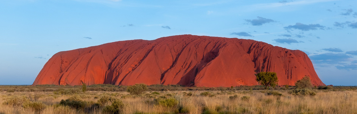 The Magic that Surrounds Uluru