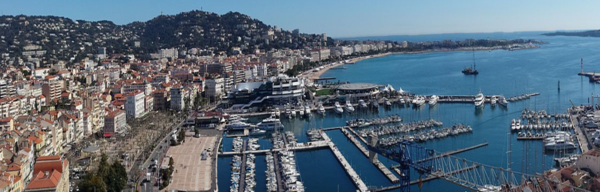 A Touch of Heaven – A Short Trip to Cannes