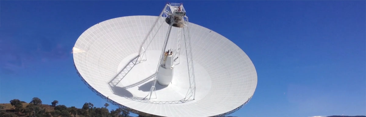 A Visit to Tidbinbilla – Canberra's Deep Space Communication Complex