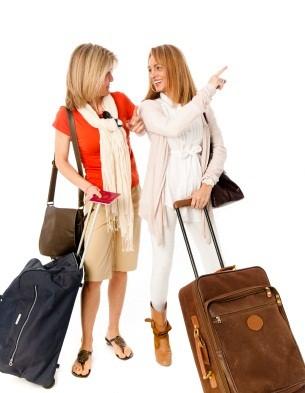 friends travel,