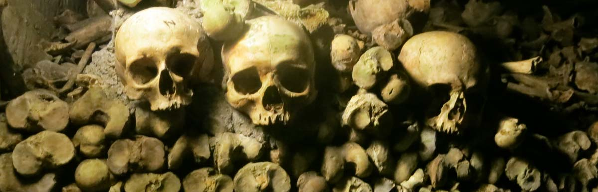 How to Get to the Catacombs in Paris