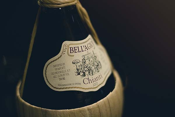chianti wine, Italy. travel, europe