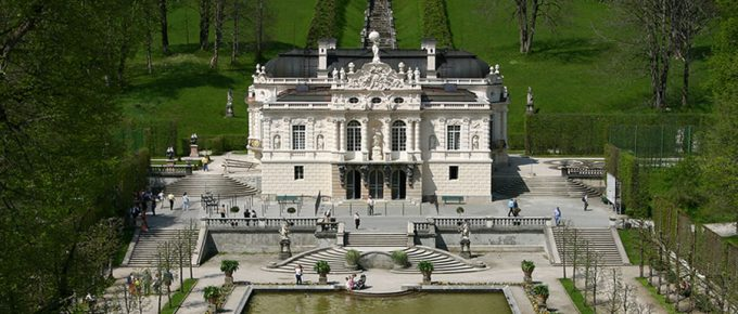 Tour of the Castles of Mad King Ludwig II – Linderhof Castle