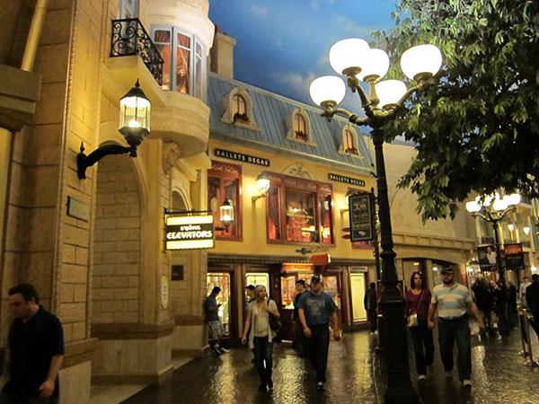 travel, paris hotel las vegas
