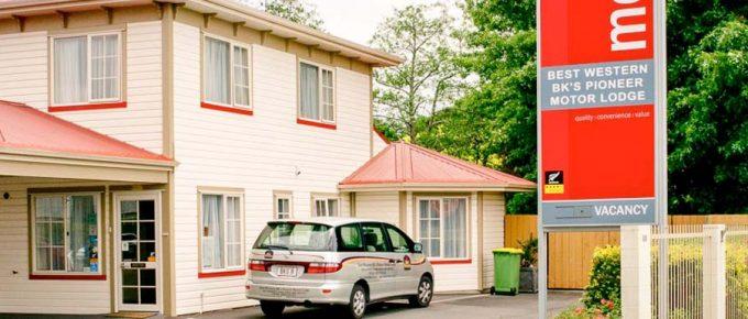 Best Western- BK's Pioneer Motor Lodge – Mangere – Auckland – Review