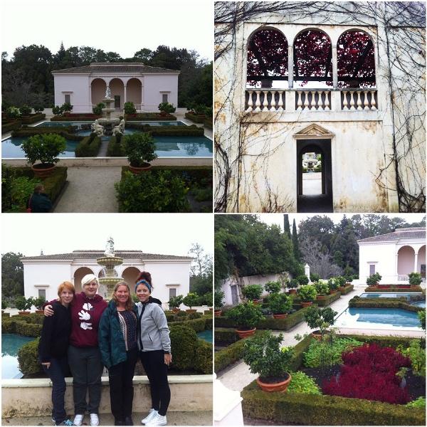 italian-renaissance-garden,hamilton gardens,. travel, new zealand