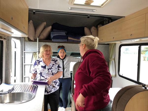 van, travel, new zealand