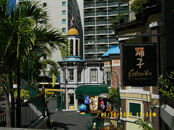kings-village,waikiki,hawaii, travel