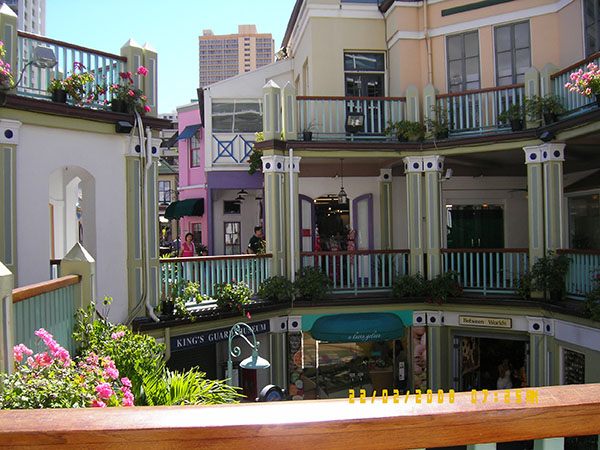 kings-village, waikiki, hawaii, travel