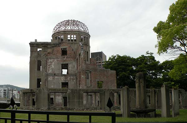 hiroshima-peace-memorial, Japan, travel, bomb dome