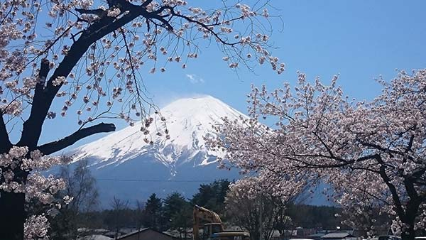 mt-fuji, Japan, travel