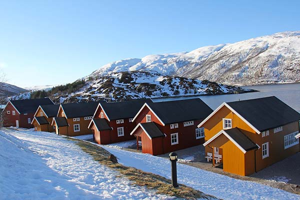 fishermen-cabins, Tomso, Norway