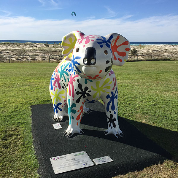 kimmy-koala, travel, koala-sculpture, gold-coast